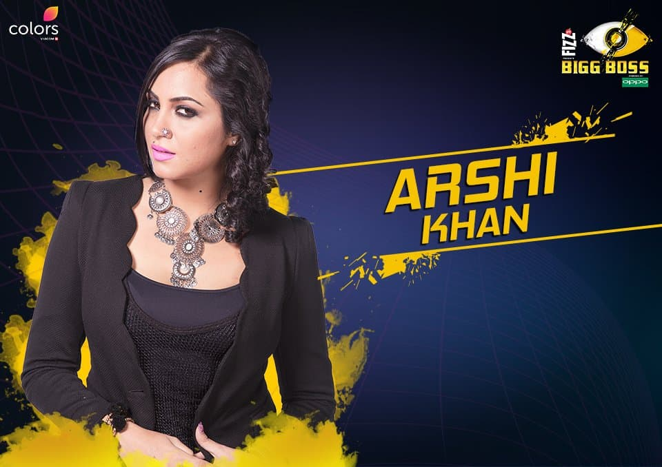 Arshi Khan Bigg Boss 11 – Biography, Wiki, Personal Details, Controversy Facts in Hindi