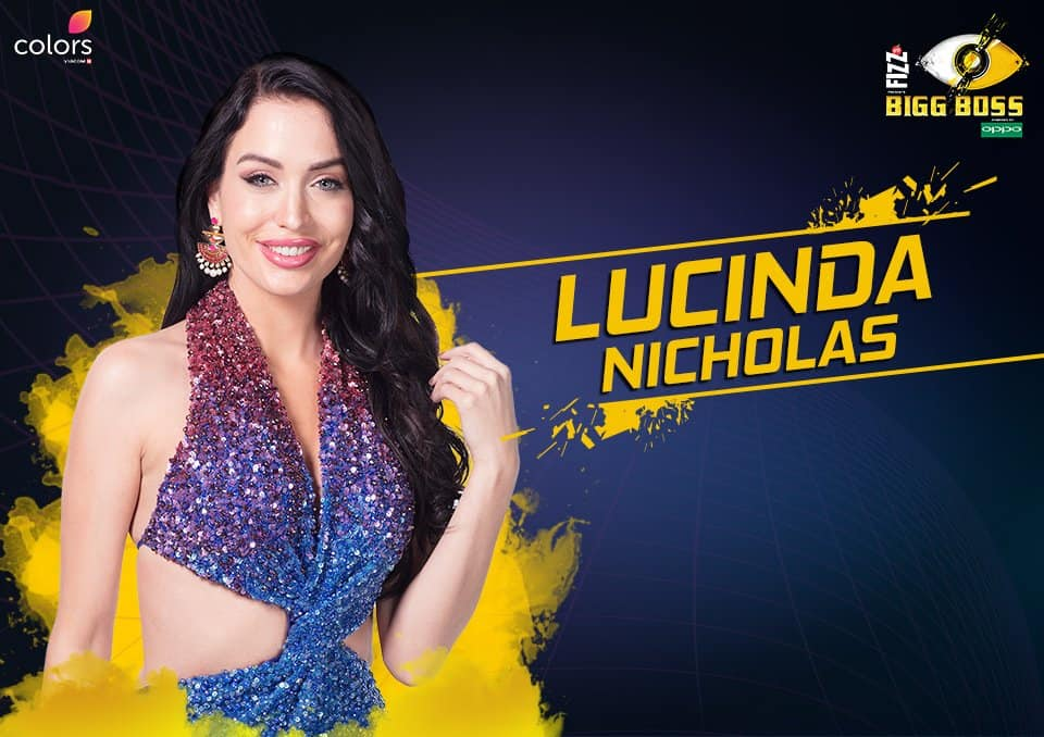 Lucinda Nicholas Bigg Boss 11 – Biography, Wiki, Personal Details, Controversy Facts in Hindi