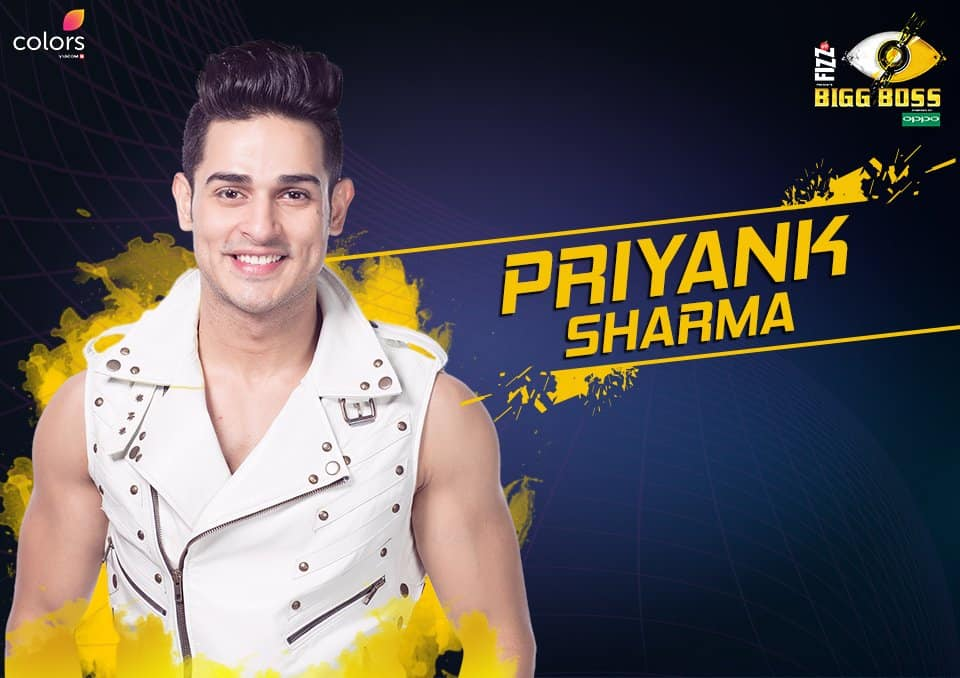 Priyank Sharma Bigg Boss 11 – Biography, Wiki, Personal Details, Controversy Facts
