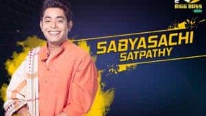 Sabyasachi Satpathy Bigg Boss 11 – Biography, Wiki, Personal Details, Controversy Facts in Hindi