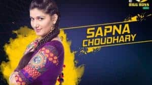 Sapna Choudhary Bigg Boss 11 – Biography, Wiki, Personal Details, Controversy Facts in Hindi